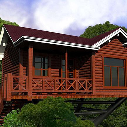 木屋——木屋别墅新起点