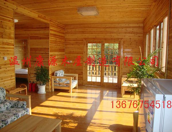 木屋室内效果图